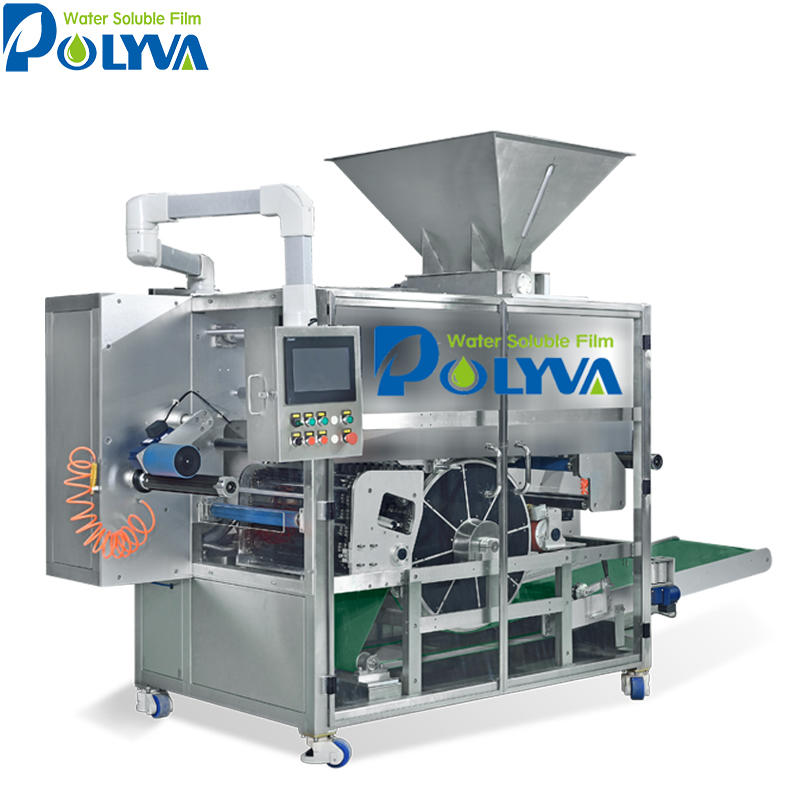 POLYVA Brand pda water soluble film packaging nzc factory