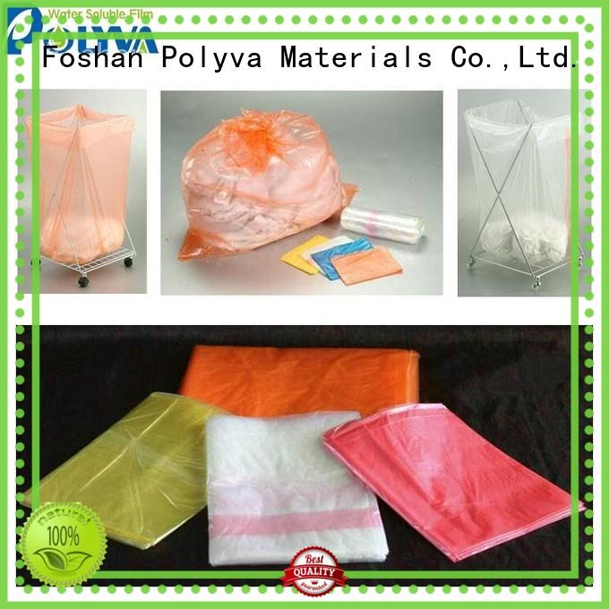POLYVA plastic bags that dissolve in water wholesale for medical