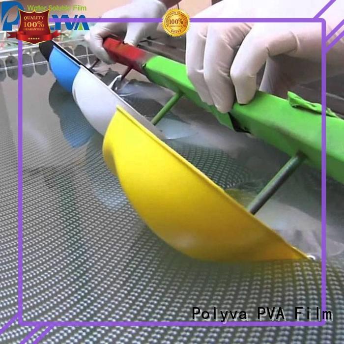 POLYVA soft pva bags wholesale for garment