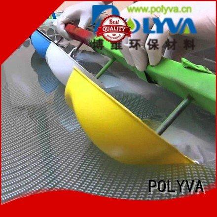 soluble pva water cold Quality POLYVA Brand water soluble film manufacturers
