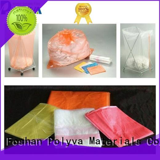POLYVA high quality plastic bags that dissolve in water supplier for garment