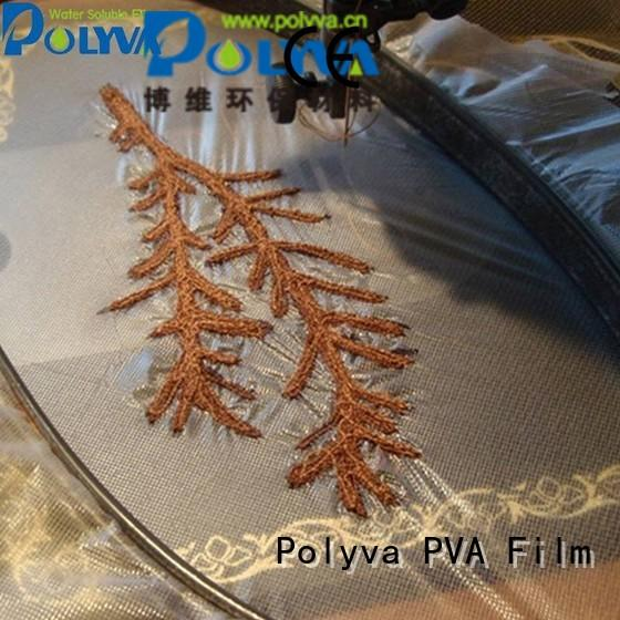 film transfer water soluble film manufacturers POLYVA Brand