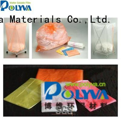 POLYVA Brand embroidery computer bag custom water soluble film manufacturers