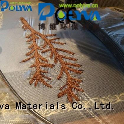 cleaner embroidery pva bags printing POLYVA company
