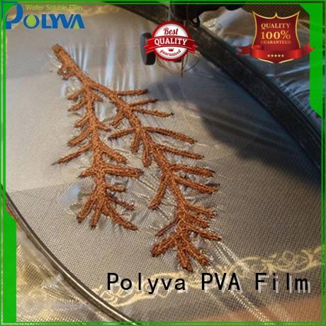 POLYVA polyvinyl alcohol bags supplier for toilet bowl cleaner