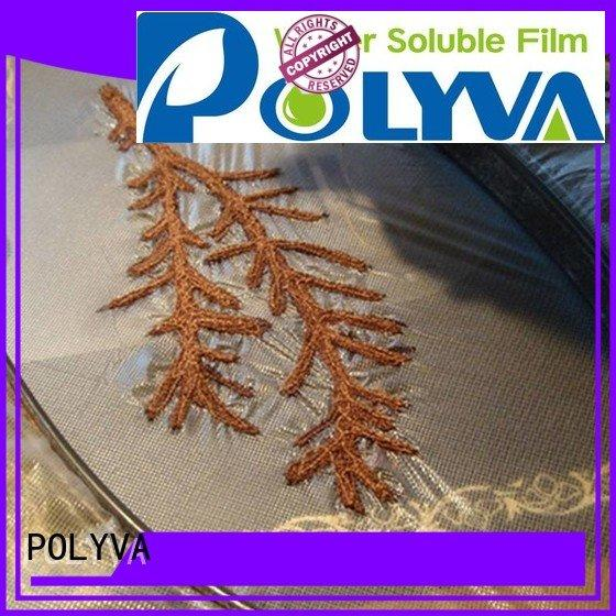 cold toilet film computer POLYVA water soluble film manufacturers