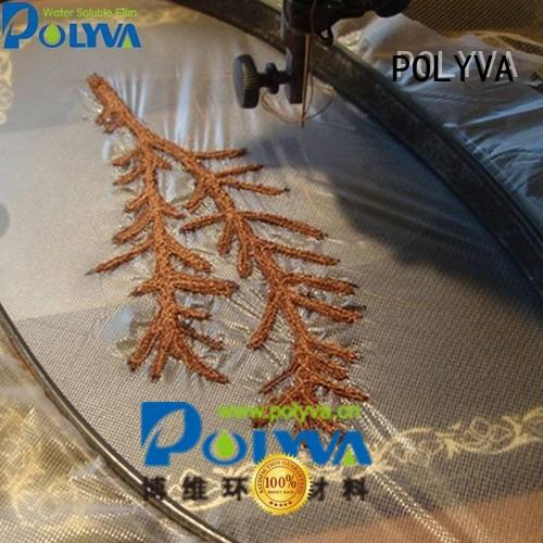 POLYVA Brand cold bowel printing water soluble film manufacturers