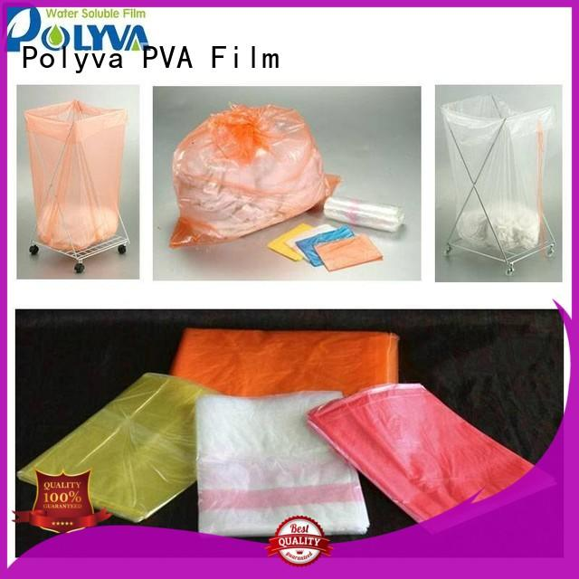 POLYVA plastic bags that dissolve in water supplier for water transfer printing