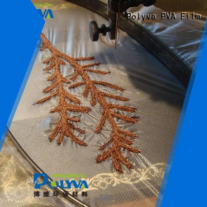 water soluble film manufacturers transfer computer pva POLYVA Brand company