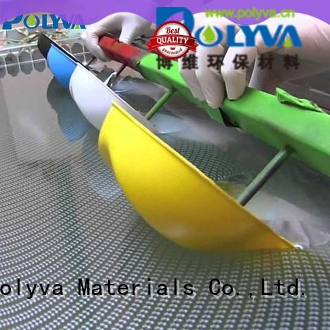soft pvoh film factory direct supply for computer embroidery