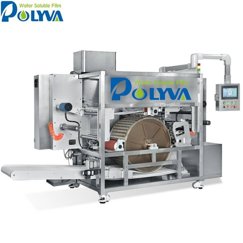 NZD high speed automatic liquid pods packaging machine