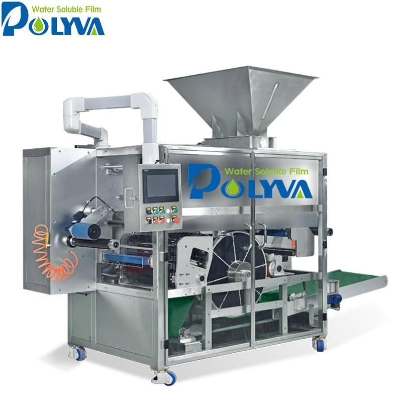 PDA high speed automatic powder pods packaging machine