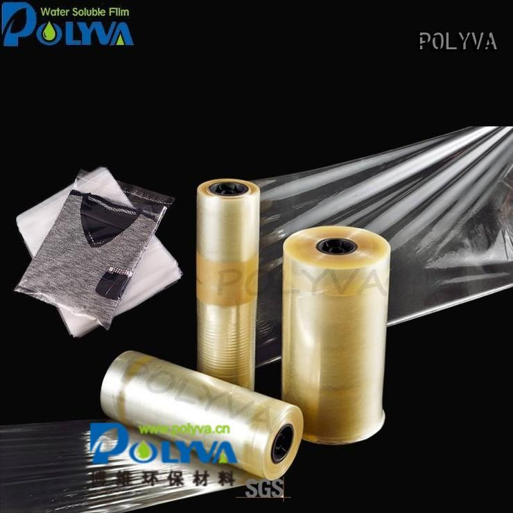 water soluble film manufacturers cold computer cleaner POLYVA Brand company