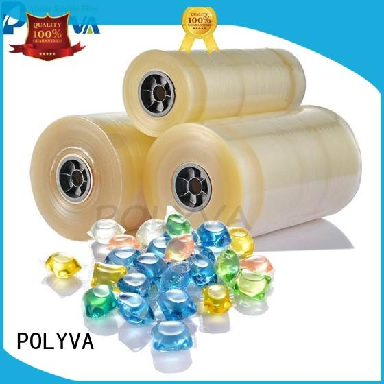 POLYVA soft water soluble laundry bags manufacturers factory direct supply