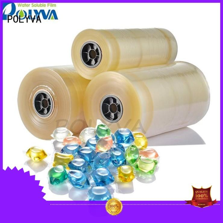 POLYVA water soluble film wholesale