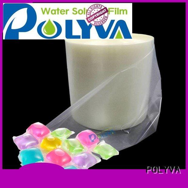 POLYVA film water soluble film pva soluble