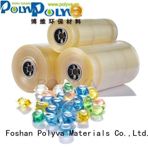 packaging film oem water soluble film POLYVA Brand