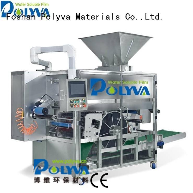 POLYVA Brand nzd pda laundry pod machine pods supplier