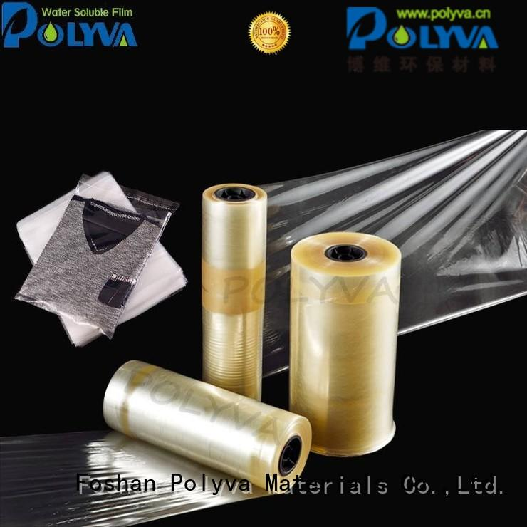 film transfer toilet water soluble film manufacturers POLYVA Brand