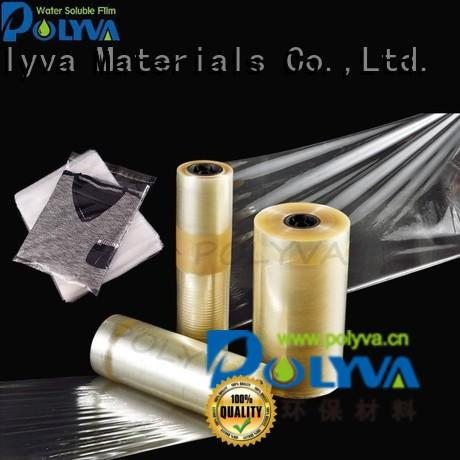 POLYVA Brand embroidery bag transfer water soluble film manufacturers