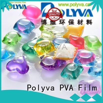 POLYVA degradable polyvinyl alcohol film series for makeup
