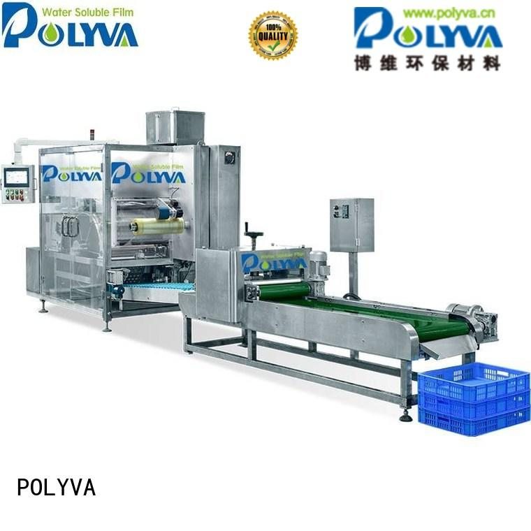 laundry pod machine laundry automatic POLYVA Brand company