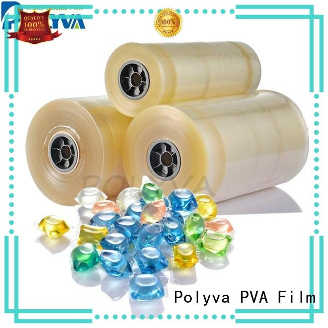 POLYVA polyvinyl alcohol film directly sale for makeup