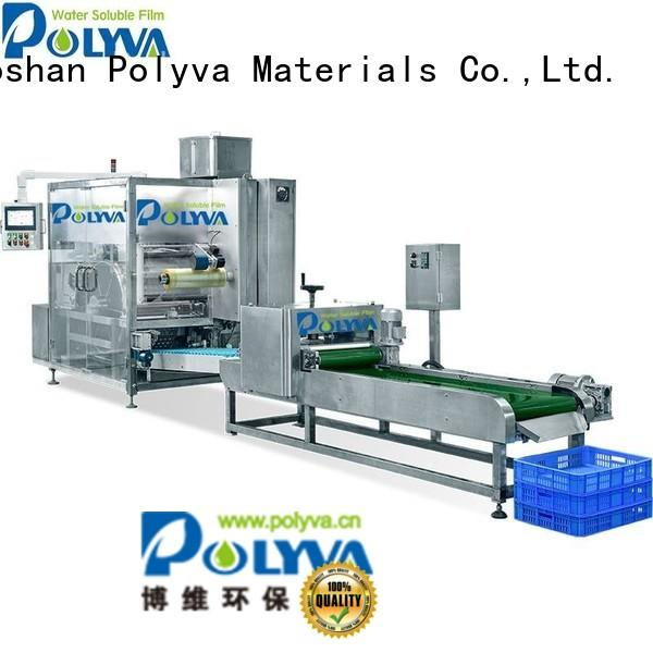 Wholesale powder water soluble film packaging POLYVA Brand