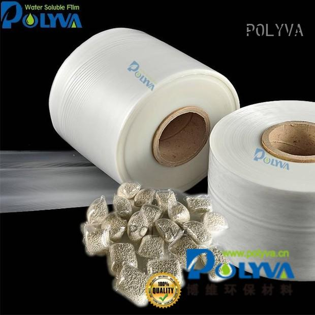 POLYVA Brand polyva individually polyvinyl water soluble bags for ashes