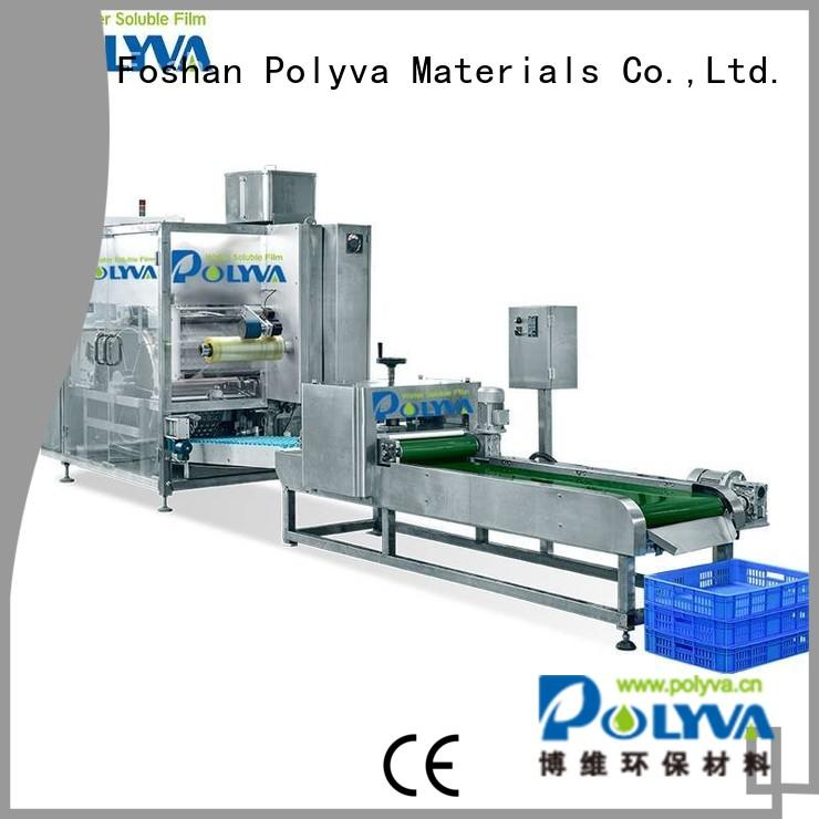 Wholesale nzc water soluble film packaging POLYVA Brand