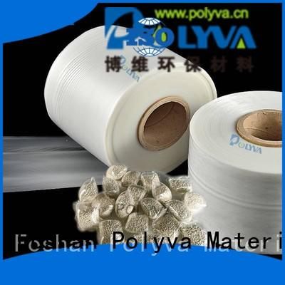 polyvinyl environmentally watersoluble water soluble bags for ashes POLYVA manufacture