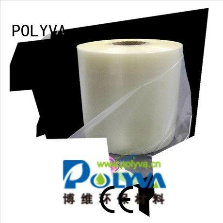 POLYVA water soluble film cold detergent film soluble