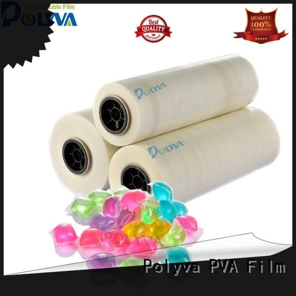 POLYVA water soluble bags series