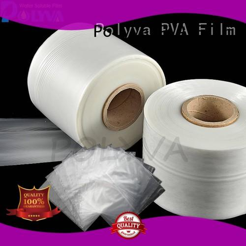 real water soluble laundry bags factory for solid chemicals