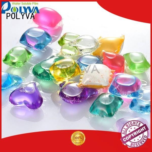 POLYVA high quality dissolvable laundry bags wholesale for lipsticks