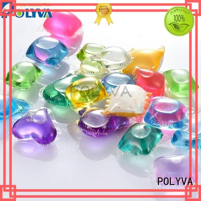 POLYVA high quality water soluble bags series for lipsticks