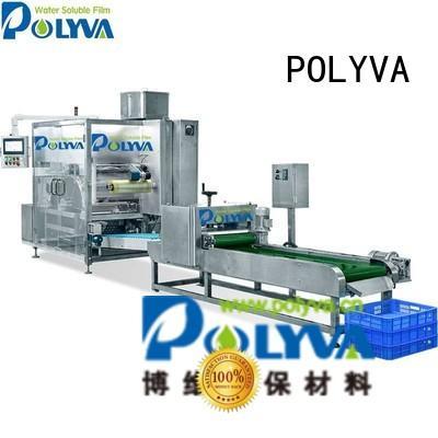 POLYVA Brand laundry machine custom laundry pod machine