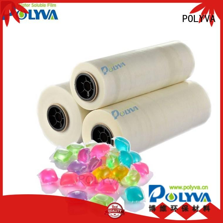 POLYVA professional dissolvable laundry bags series for makeup
