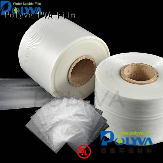 POLYVA Brand bag water bait water soluble bags for ashes bags