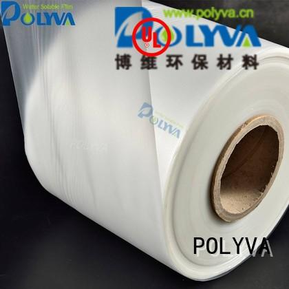 medical pva bags garment POLYVA company