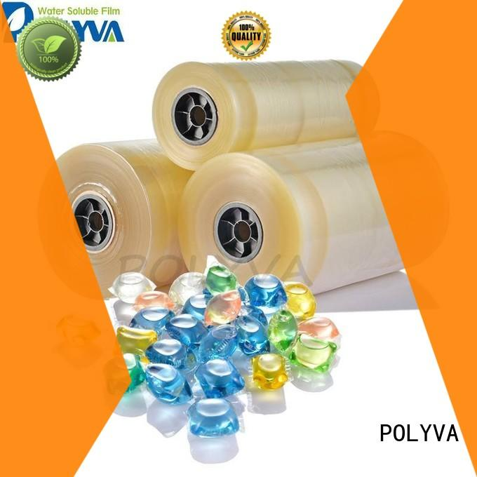 dissolvable laundry bags factory direct supply POLYVA
