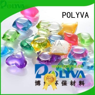 POLYVA eco-friendly dissolvable plastic bags directly sale for lipsticks