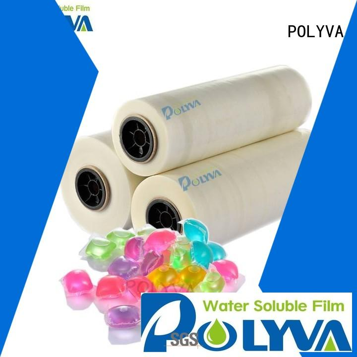 soluble cold water soluble film suppliers POLYVA Brand