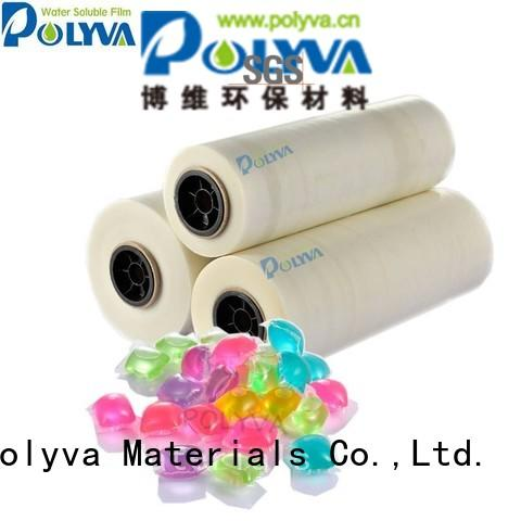 soluble cold water soluble film liquidpowder POLYVA Brand