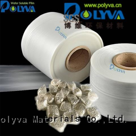 POLYVA Brand alcohol water soluble bags for ashes watersoluble supplier