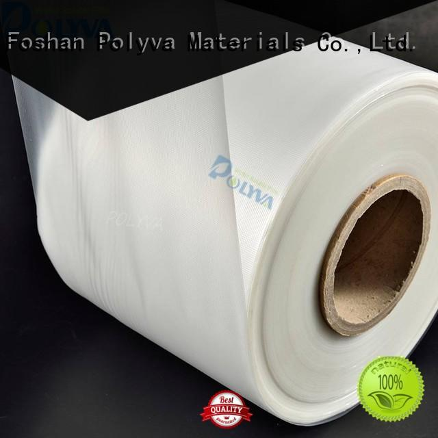 POLYVA anti-static polyvinyl alcohol bags supplier for medical