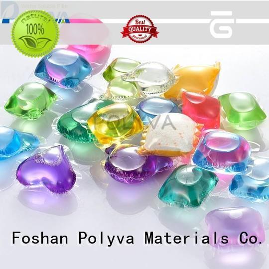 water soluble film series POLYVA