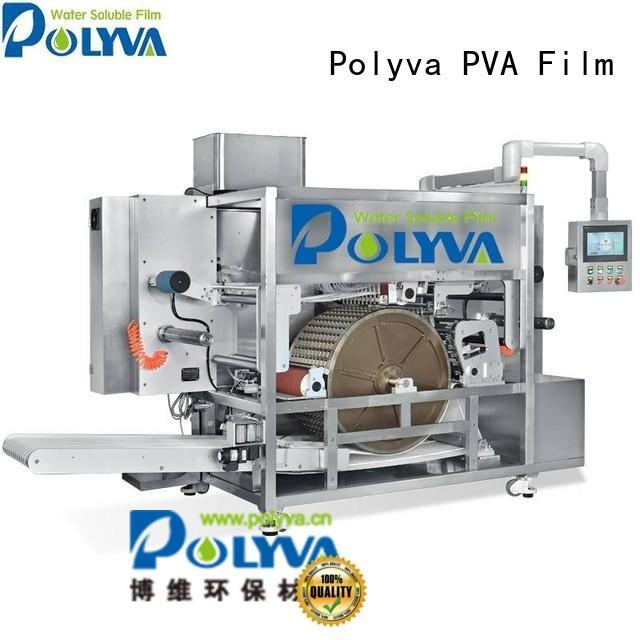 liquid laundry POLYVA Brand laundry pod machine