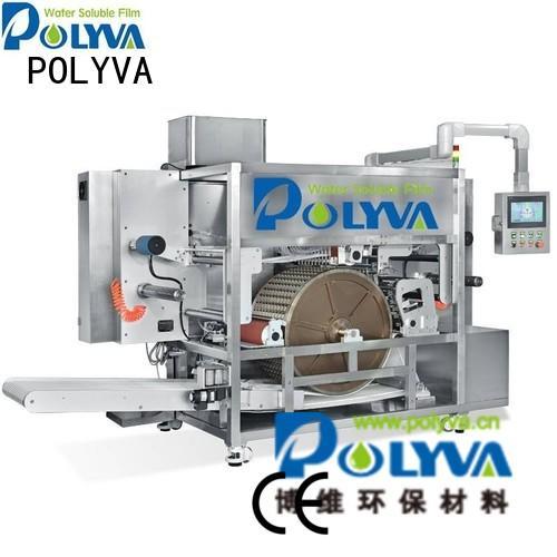 nzc pods laundry pod machine pda POLYVA company