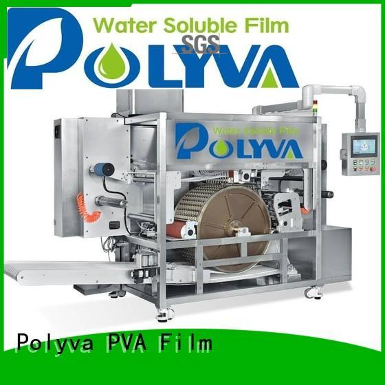 POLYVA Brand pods nzc laundry pod machine pda supplier